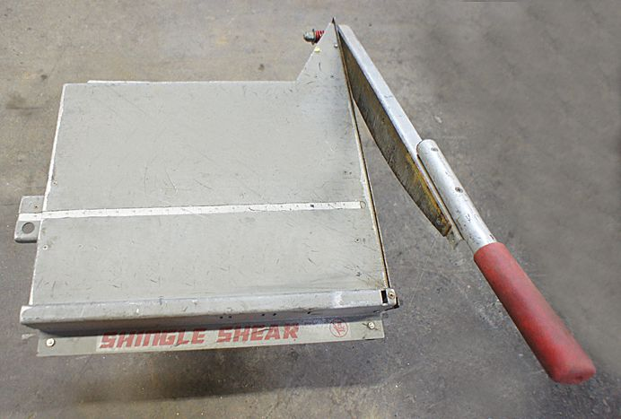 Shingle Shear