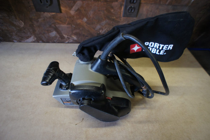 Porter Cable 352 VS variable speed belt sander