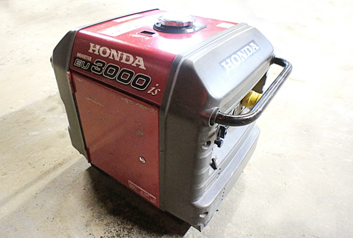 Honda 3000  Watt IS Generator