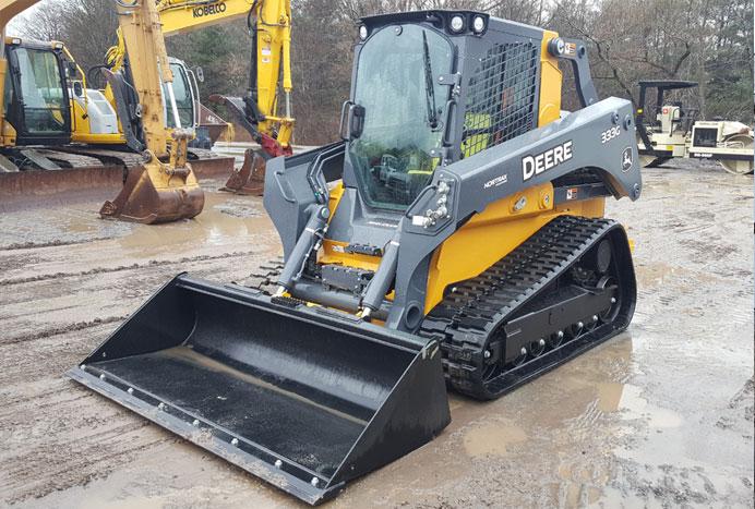 Heavy Equipment Rentals   Excavator, Skid Steer - Sunapee, NH