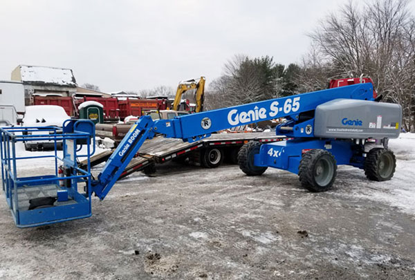 Genie S65 Articulating Lift