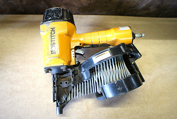Bostitch N80C coil framing nailer (2)