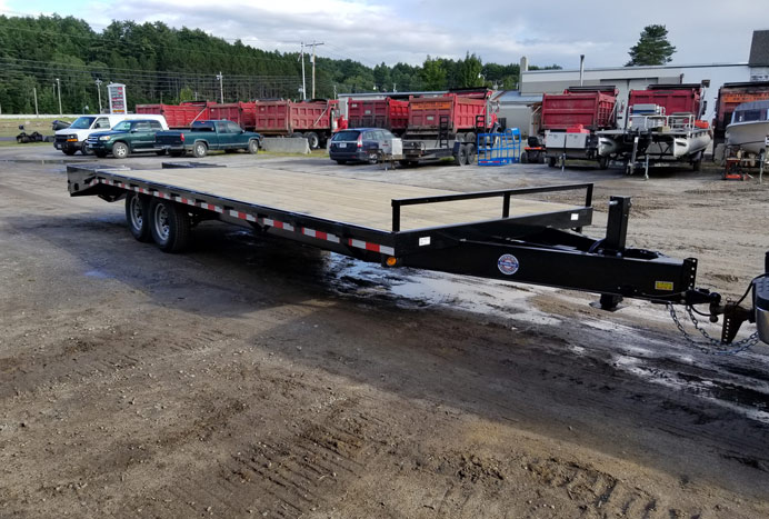 Quality Deck over Trailer