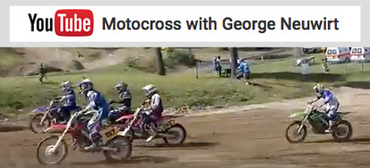 Motocross with George Neuwirt - YouTube