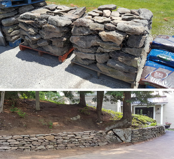 Pennsylvania field stone for sale - Landscaping Materials For Sale - Newport, NH Trusted Rentals